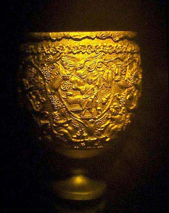 Great Chalice of Antioch Hologram
