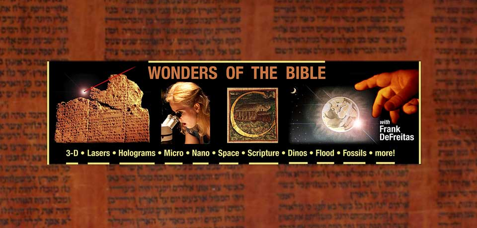 wonders of the bible