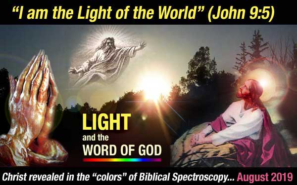 Holograms: Light and the Word of God
